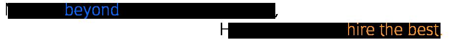 HIRETHEBESTMASTER